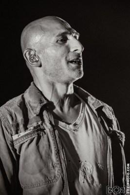 [zOz] journal: No One is Innocent, concert à la Cave à Musique (Mâcon), le 20 mai 2018.