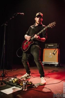 [zOz] journal: Trigones +, Rock à Willy (Pusignan), le 26 octobre 2018.