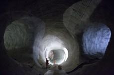 vystavba tunelov pod londynom