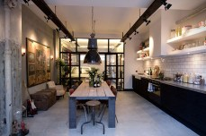 Old-Amsterdam-Garage-Turned-Into-Posh-Bacehlor-Pad-5