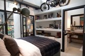 Old-Amsterdam-Garage-Turned-Into-Posh-Bacehlor-Pad-8