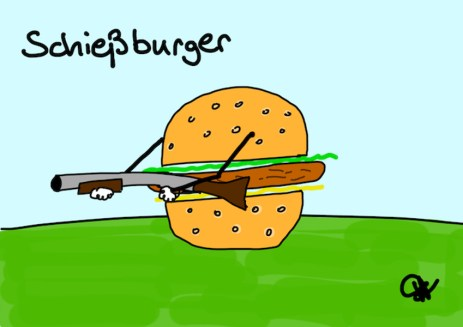 Schießburger