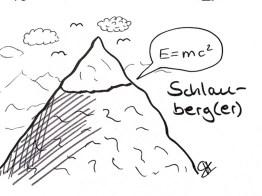 Schlauberg(er)
