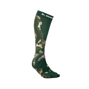 Intense Compression Socks Limited Edition_green camo