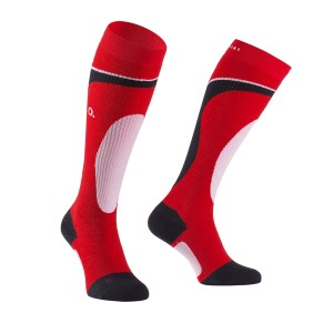 alpine-red-sock