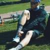 coloured cycling socks