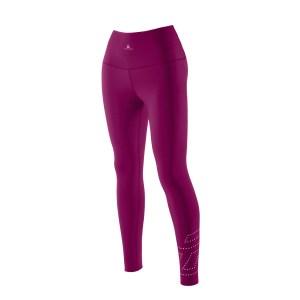 Women-Performance-tights-raspberry