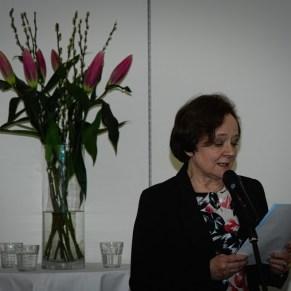 Laudację dla Anny Frajlich przygotowała prof. Beata Dorosz