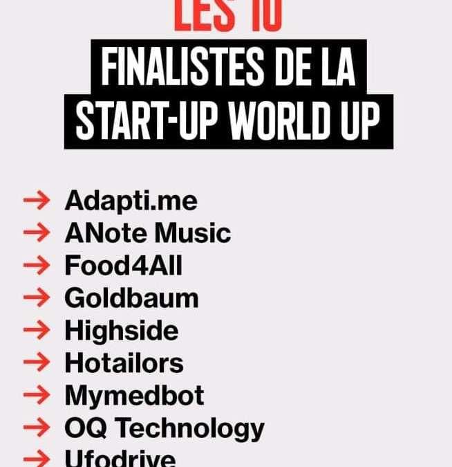 Startup-Weltmeisterschaft 2020: Zreality für das Viertelfinale von Luxemburg ausgewählt