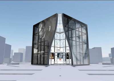 ZDF – Das einzige Museum, das auch nachts geöffnet ist – Web3D | VR