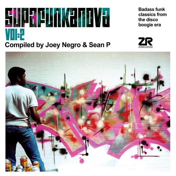 Supafunkanova Vol.2 Compiled By Joey Negro & Sean P