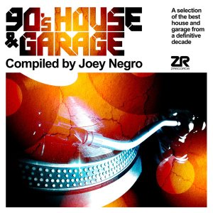 90's House & Garage Compiled By Joey Negro Various Artists Z Records