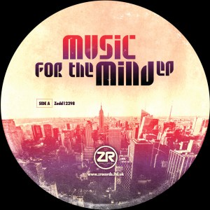 Dave Lee Music for the mind EP