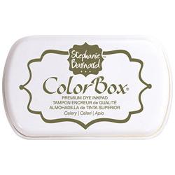Чорнило ColorBox Premium від Stephanie Barnard, Celery, ClearSnap