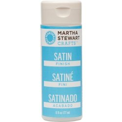 Satin Finish, Martha Stewart Crafts, 32198