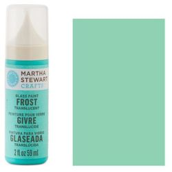 Фарба Frost Translucent Glass Paint – Beach Glass, Martha Stewart Crafts™, 33183