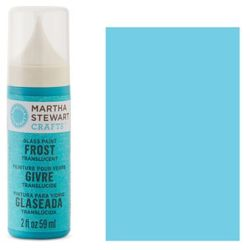 Фарба Frost Translucent Glass Paint – Surf, Martha Stewart Crafts™, 33184
