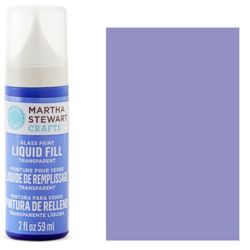 Фарба Liquid Fill Transparent Glass Paint – Freesia, Martha Stewart Crafts™, 33219