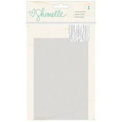 Папка для тиснення Shimelle – Woodgrain, American Crafts, 368178