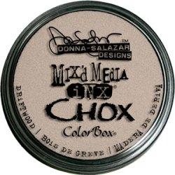 Крейдова штемпельна подушечка Mix'd Media Inx Chox, Driftwood, ClearSnap, 37503