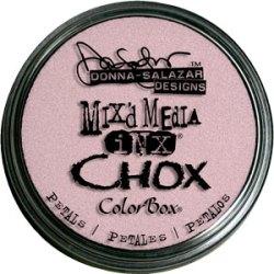Крейдова штемпельна подушечка Mix'd Media Inx Chox, Petals, ClearSnap, 37504