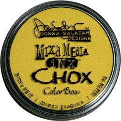 Крейдова штемпельна подушечка Mix'd Media Inx Chox, Butternut, ClearSnap, 37507