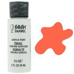 Фарба акрилова Pure Orange, FolkArt Enamel, 59 мл, 4008