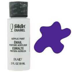 Фарба акрилова Violet Pansy, FolkArt Enamel, 59 мл, 4029