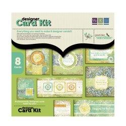 Набір для виготовлення листівок Designer Card Kit, Good Day Sunshine, 41995-2
