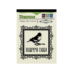 Штампи Anthologie Clear Stamps Happy Day, 42099-6