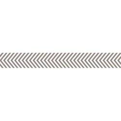 Скотч паперовий Gray Chevron, Bella BLVD, 523