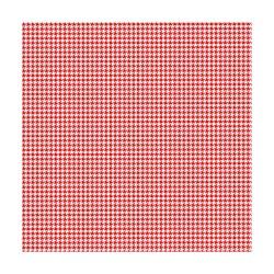 Паперовий скотч у форматі аркушу Washi Adhesive Sheet – Red, 61825-6