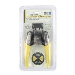 Заокруглювач кутів Crop-A-Dile Corner Chomper Tool -1/8 & 3/8, 70899-5