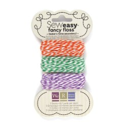 Шнурок SewEasy Fancy Floss Bakers Twine – Secondary, 71159-9