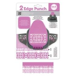 Бордюрний дірокол 2 Edge Punch – Rose, We R Memory Keepers, 71325-8