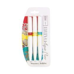 Акварельні маркери Nuvo – Aqua Flow Pens – Summer Holiday, Tonic Studios, 892N