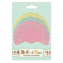 Паперові серветки кольорові Belle and Boo, BBDO001