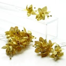 Ліщиця Pearled Baby's Breath Gold, 6 шт, B1126GL