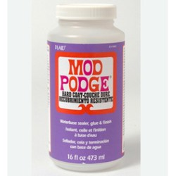 Mod Podge  Hard Coat, 473 мл, CS15063