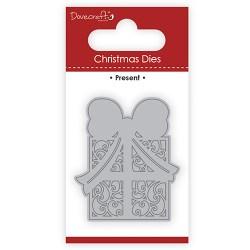 Ножі Christmas Dies – Present, Dovecraft, DCDIE100X17