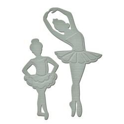 Ножі Tiny Dancers, Spellbinders, GLD-011