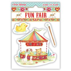 Штампи Fun Fair – Hook a Duck, Helz Cuppleditch, HCCS024