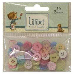 Ґудзики Lillibet, Hallmark Cards, HMBN001