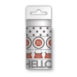 Паперовий скотч Hello My Name Is, Teresa Collins, HMN111