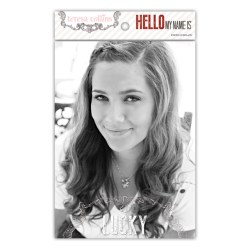 Оверлеї Hello My Name Is, Teresa Collins, HMN114