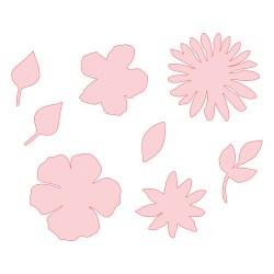 Товстий ніж Watercolor Blooms, Richard Garay, MASR-001