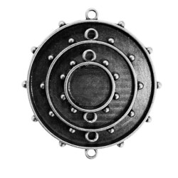 Металеві форми (обрамлення) Circles Three, Media Mixáge™, Spellbinders, MB1-007S