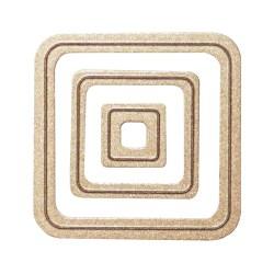 Ножі Squares One, Media Mixáge™, Spellbinders, MD1-002