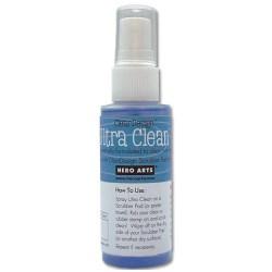 Рідина для очищення штампів ClearDesign: Ultra Clean Spray, Hero Arts, NK202