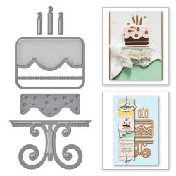 Ножі All About Cake, Spellbinders, S3-225
